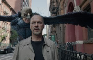 Michael Keaton as ?Riggan? in BIRDMAN. Courtesy Fox Searchlight Pictures. Copyright © 2014 Twentieth Century Fox.